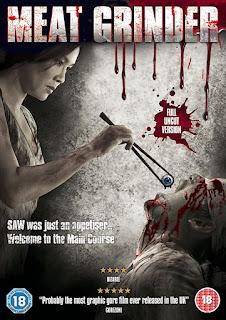 Download Film The Meat Grinder (2009) Full Movie