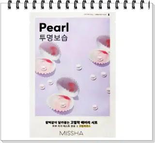 pareri Missha Airy Fit Pearl masca de celule cu efect lucios si hidratant forum cosmetice coreene