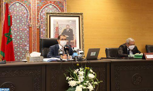 """السيد العثماني: قرار منع التنقل من وإلى ثمان مدن ليلة الأحد الماضي كان """"صعبا وحاسما"""""""