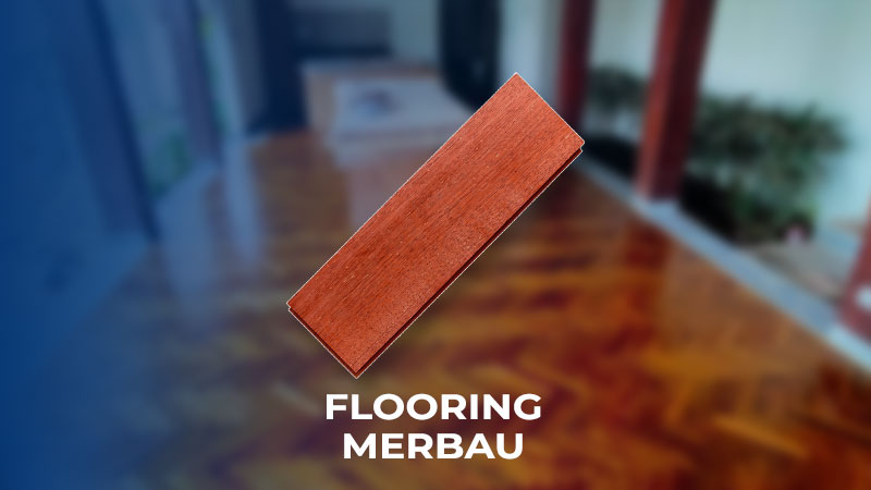 flooring merbau standar
