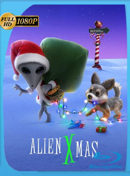 (Alien Xmas) Navidad Xtraterrestre (2020) HD 1080p Latino [Google Drive] Tomyly