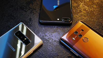 Which one is better? iPhone, Samsung or Huawei