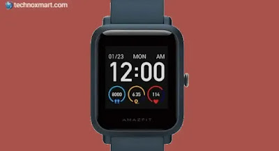 Amazfit BIP S Lite Is Set To Go On Sale On July 29 Through Amazfit India Site, Flipkart, Price Also Teases