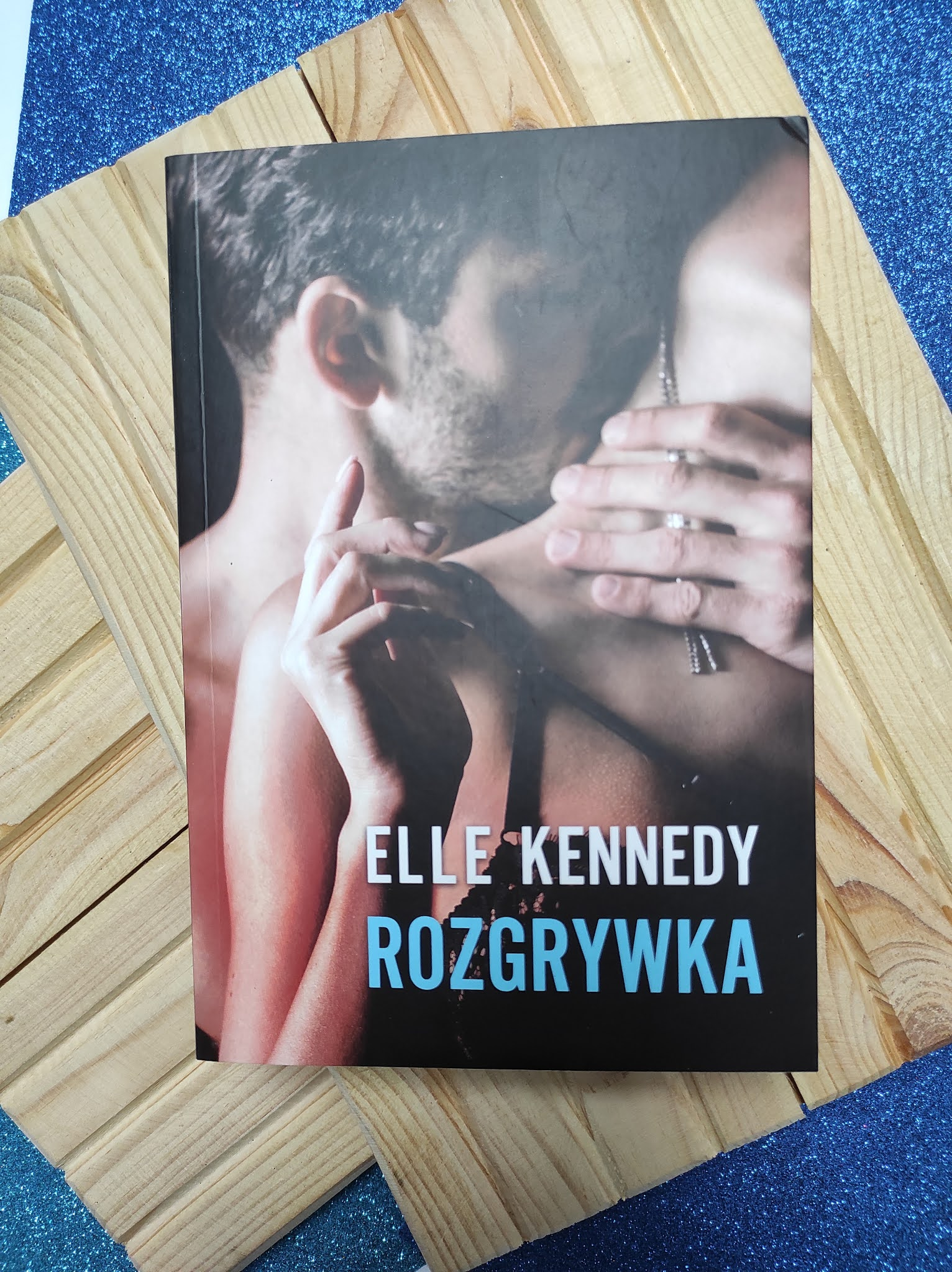 """""""Rozgrywka"""" Elle Kennedy"""