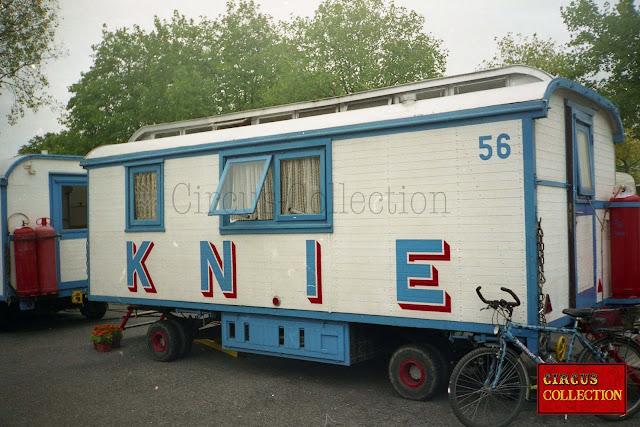 grande roulotte d'habitation numero 56
