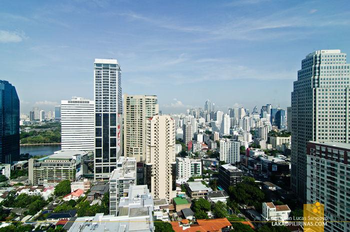 Windsor Suites Bangkok Sukhumvit View