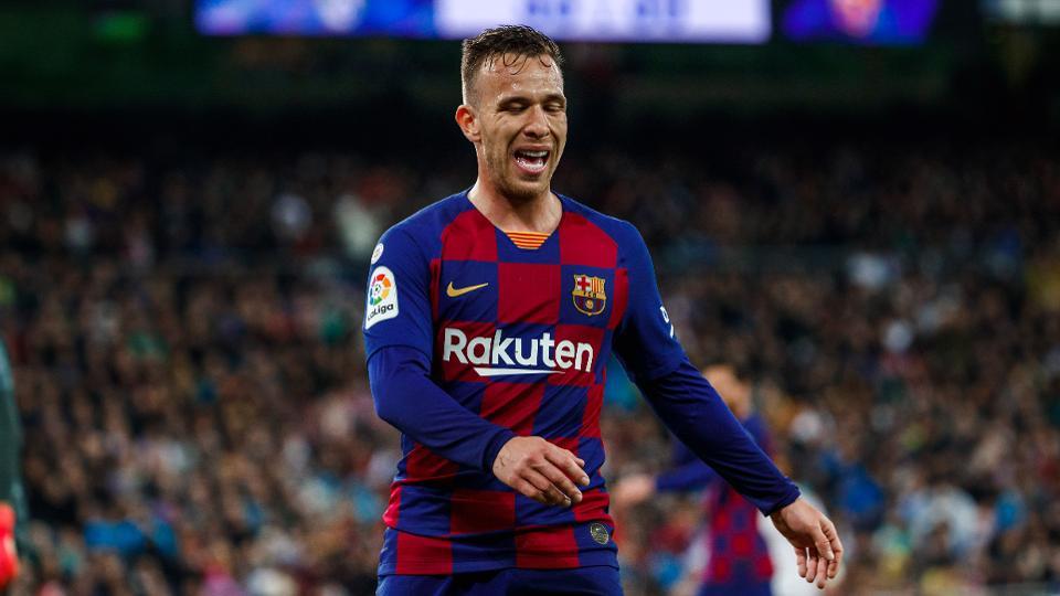 Arthur Melo Tak Berminat Tinggalkan Barcelona
