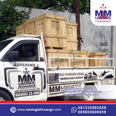 Delivery Pelni Sparpat Bandung To Sorong Pelosok By MM Logistic Maret 2017