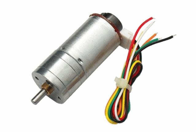 Como usar motor DC com encoder no Arduino - Arduino e Cia