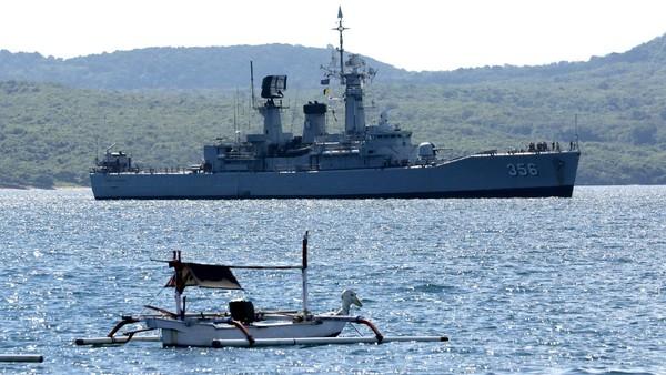 Bantuan LN Pencari KRI Nanggala-402: MV Swift-Pesawat Poseidon