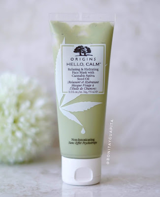 mascarilla hello calm origins