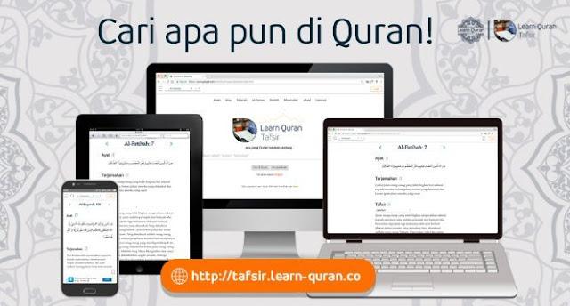 Hasil Pelatihan Web dan SEO di Darul Quran Mulia