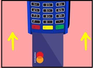 Cara Menggunakan Kartu Kredit dan Debit Chip di atm BCA