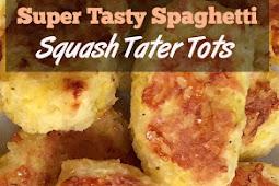 Best Spaghetti Squash Tater Tots Recipe