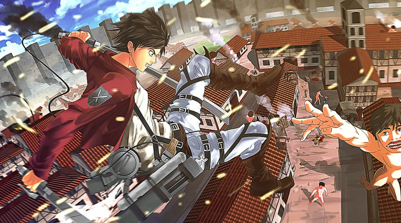 Eren Jaeger Shingeki no Kyojin 0996 HD Wallpaper