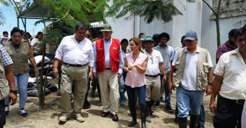 MINEDU: Afectados por inundaciones en Piura deben dejar sus viviendas porque ponen en riesgo su salud - www.minedu.gob.pe