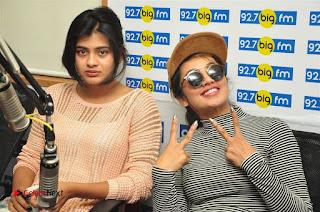 Hebah Patel Tejaswi Madivada Nanna Nenu Naa Boyfriends Movie Song Launch at BIG FM  0024.jpg