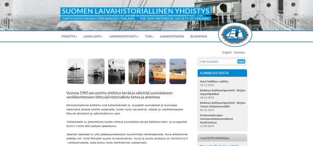 Suomen Laivahistoriallinen yhdistys