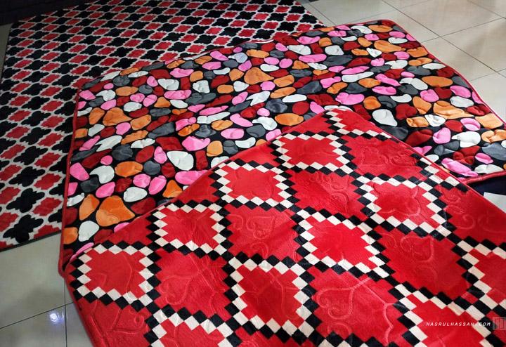 Karpet Tatami Gebu dan Cantik Harga Murah Secara Online