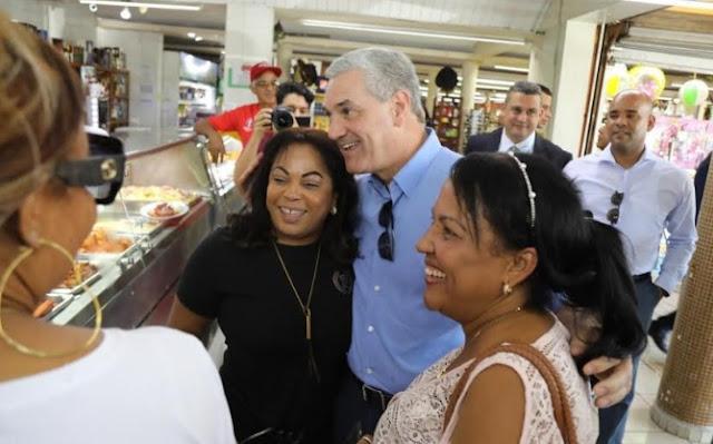 Gonzalo agradece a votantes; dice recorrerá RD para escuchar pueblo