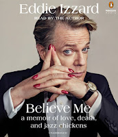 Book Cover of Believe Me by Eddie Izzard