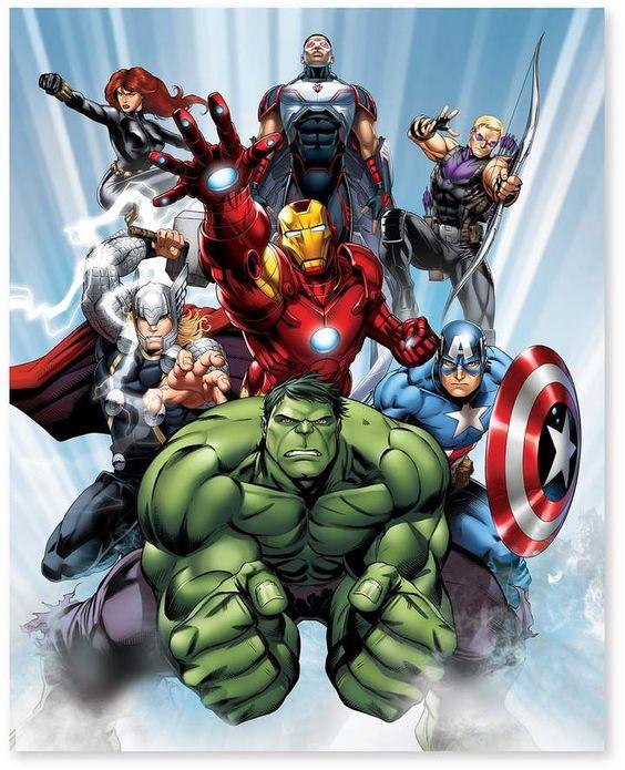 comics, fumetti, wallpaper, Marvel