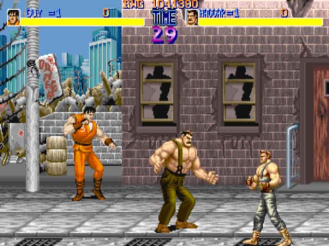 Resultado de imagem para final fight 1