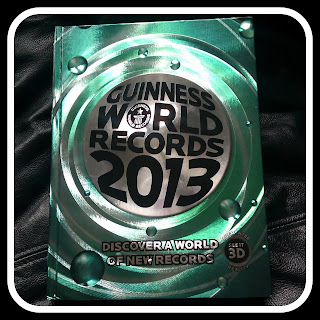 Guinness World Records 2013, augmented reality, #GWRdayout