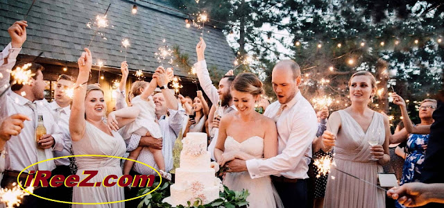 Company project to organize weddings and other parties
