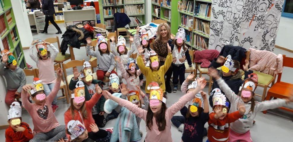Η Δημόσια Κεντρική Βιβλιοθήκη Λάρισας φόρεσε τα γιορτινά της