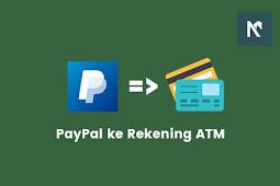 Cara Mencairkan Saldo Paypal ke Rekening Bank Lokal