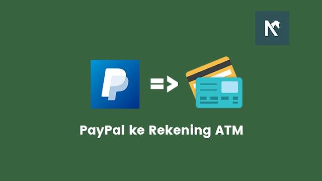 Cara Mencairkan Saldo Paypal ke Rekening Lokal