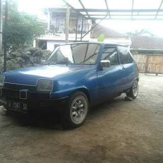 Jual Mobil Mini Antik Renault 5TL Tahun 75