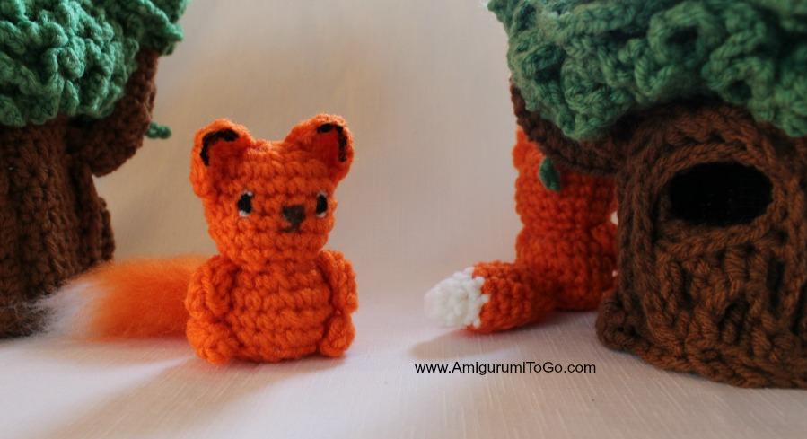 Amigurumi To Go Coraline : Sly the lil fox amigurumi to go