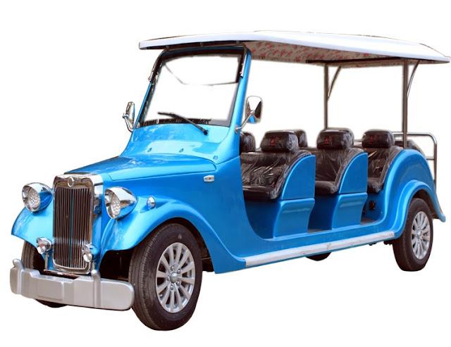 jual mobil golf second