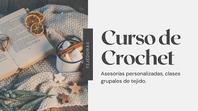 Curso personalizado a crochet