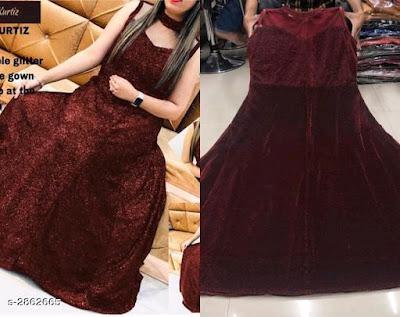 Sia Comfy Fancy Korean Women's Gowns Vol 9
