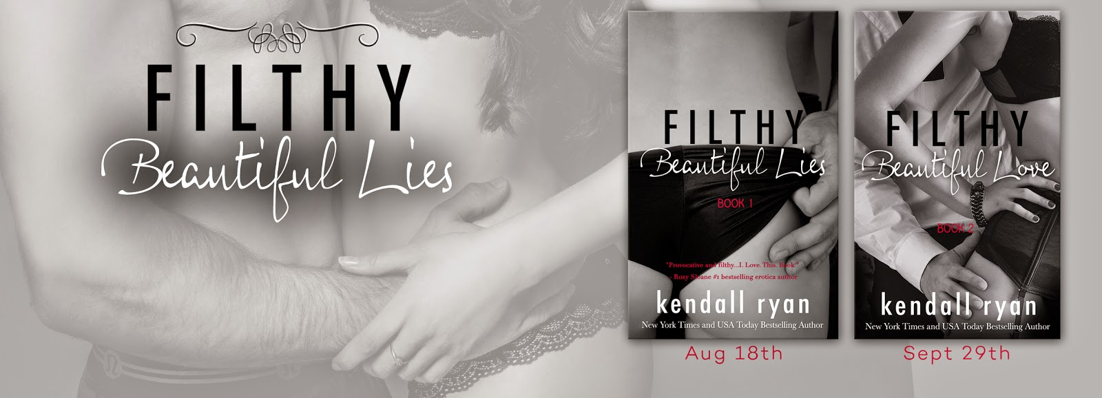Kendall Ryan Libros Filthy Beautiful Lies By Kendall Ryan Review Blitz And Giveaway