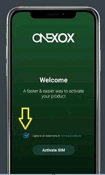 xox activation app