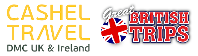 Cashel Travel DMC UK & Ireland - Great British Trips Logos