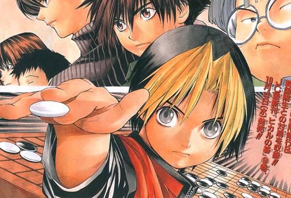 7 Anime Bertema Game Tradisional yang Mirip Hikaru no Go