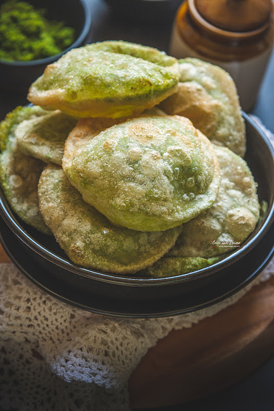 koraisutir kochuri video recipe, green pea kochuri