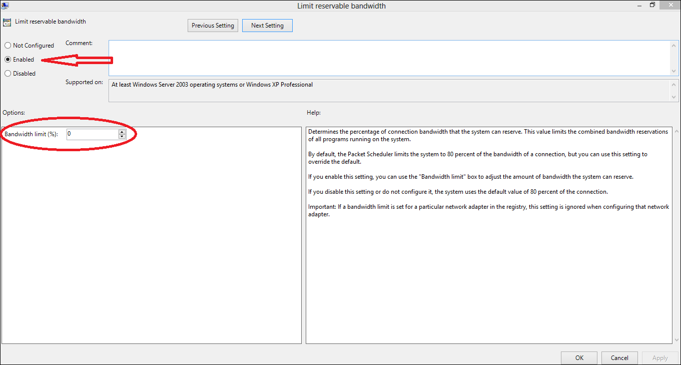 konfigurasi internet window 8