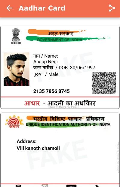 Generator Applycard Fake Card Pan co No