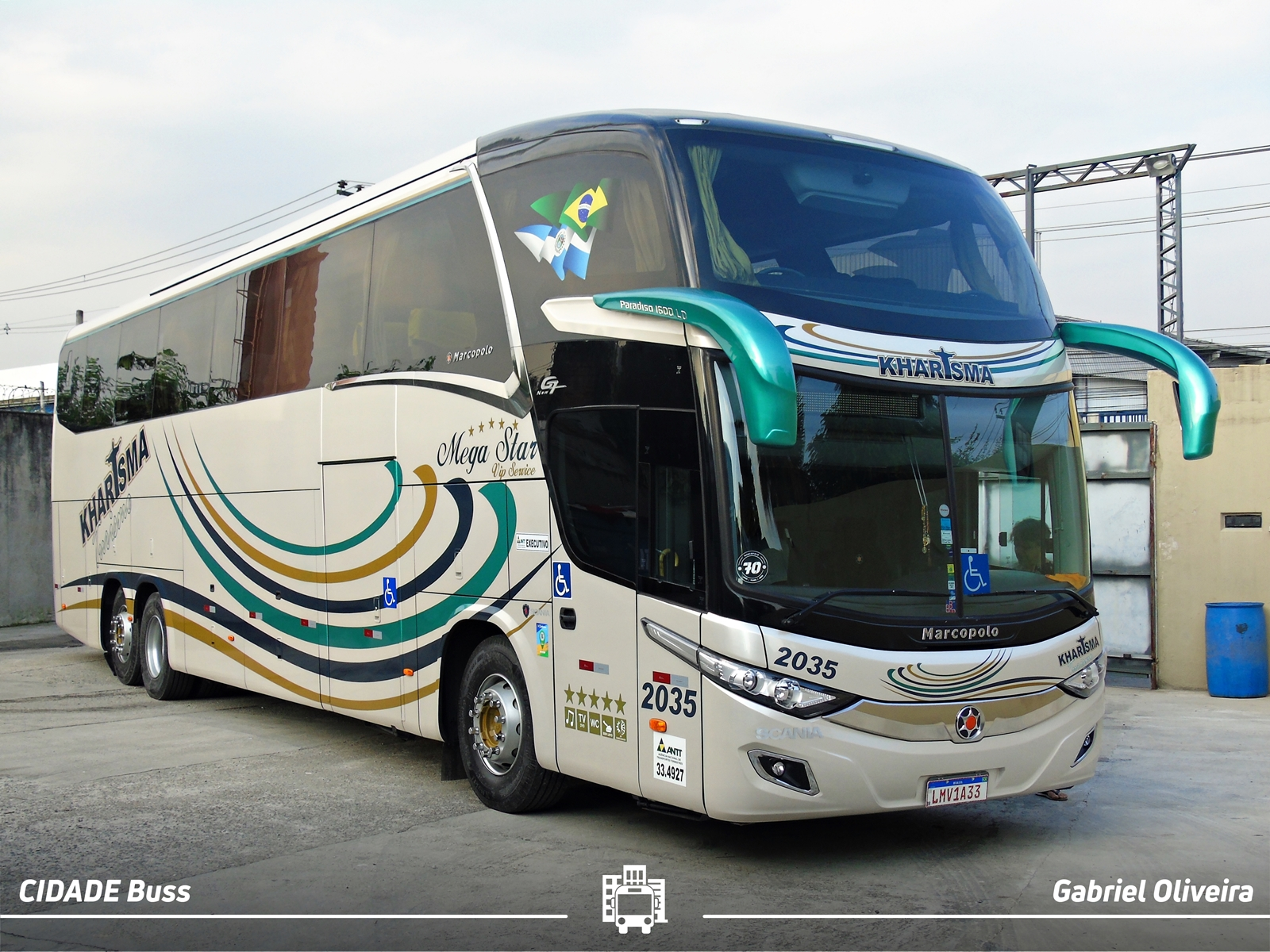 Ônibus para Fretamento