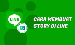 Cara Membuat Story di LINE dengan Mudah