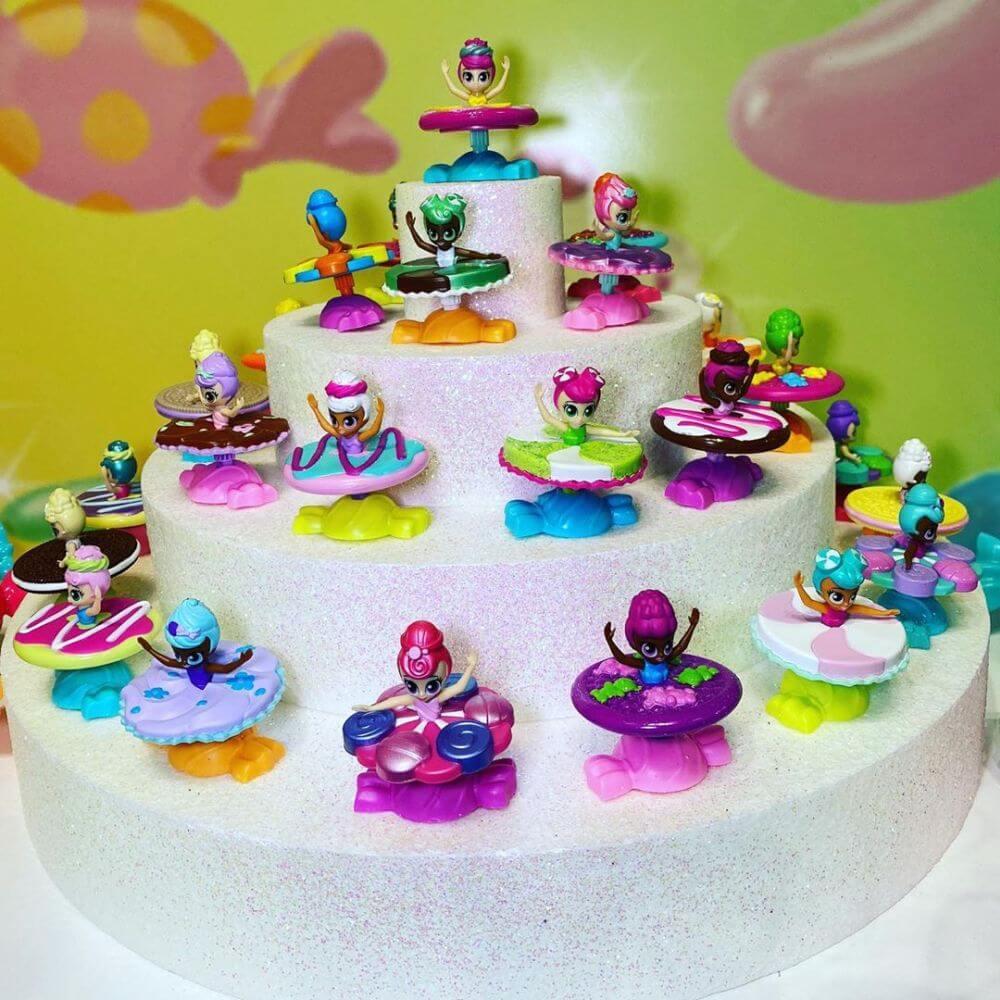 Prima Sugarina's новые куклы сюрпризы игрушки 2020 года