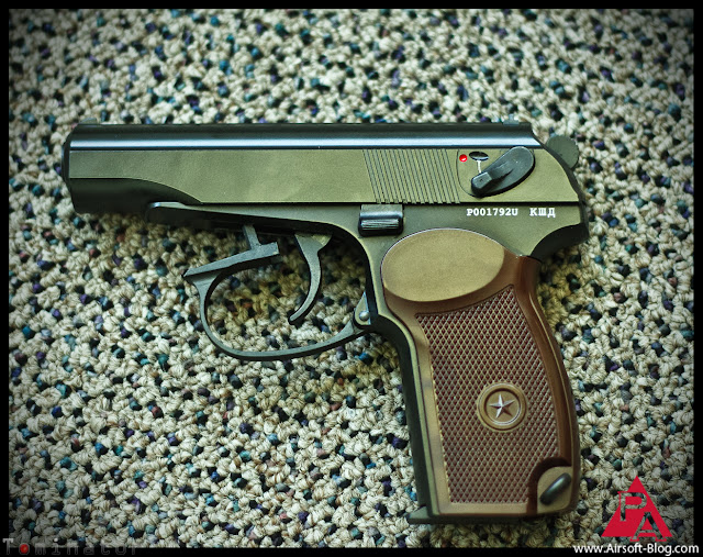 KWA MKV, Airsoft Makarov Pistol, KWA green gas airsoft guns, KWA USA, Mike Hou KWA, Allizard, Allen Lau KWA, Jim Rupe KWA, Russian Spetznaz Airsoft Guns, Airsoft KGB Guns, Airsoft Green Gas Blowback Guns, Airsoft Guns, Airsoft Guns Review, Pyramyd Airsoft Blog, Tom Harris Media, Tominator,