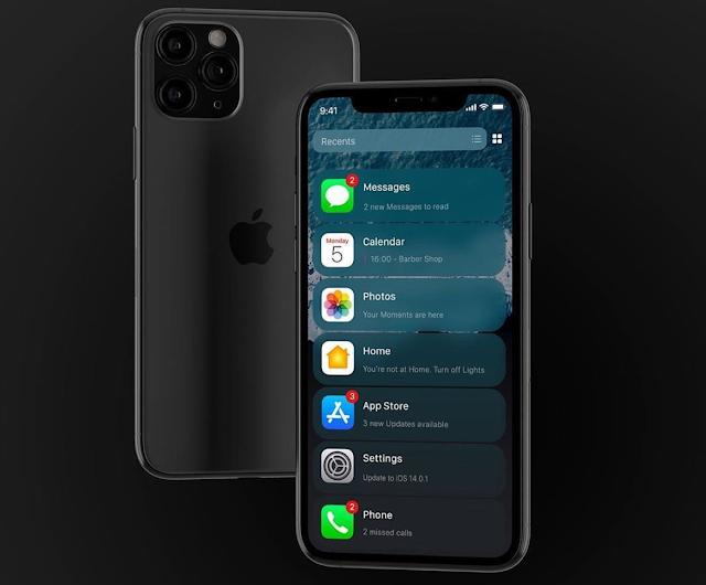 Bocoran, Kode IOS 14 Ungkap Kembalinya TouchID pada Iphone 9
