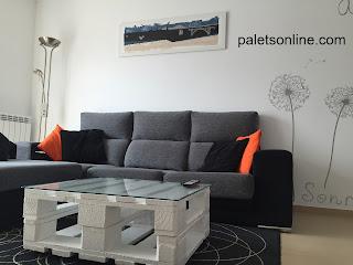 mesa palet cristal Paletsonline.com